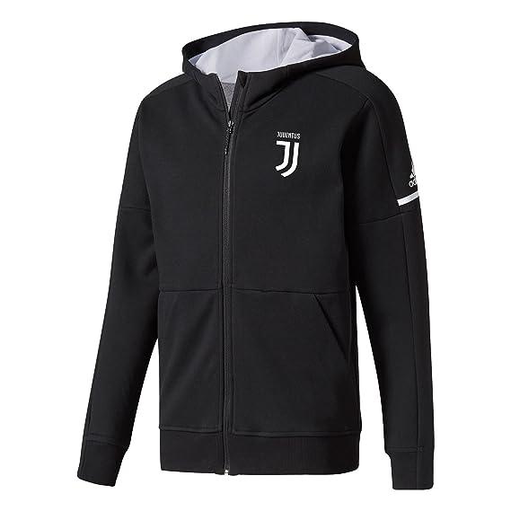 adidas Juventus Anth Sqd, Felpa Uomo