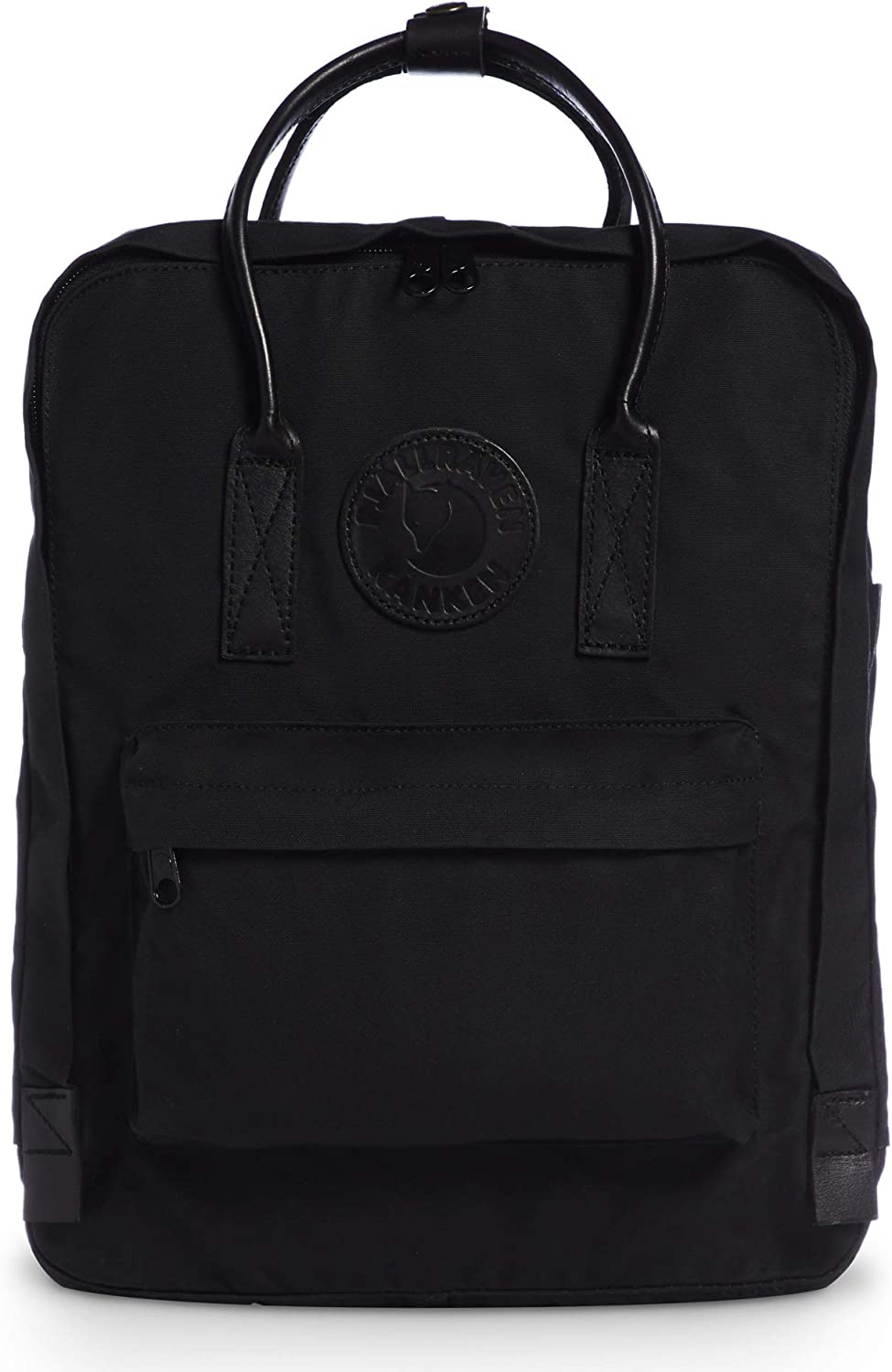 Fjallraven, Kanken No. 2 Backpack for Everyday, Black Edition