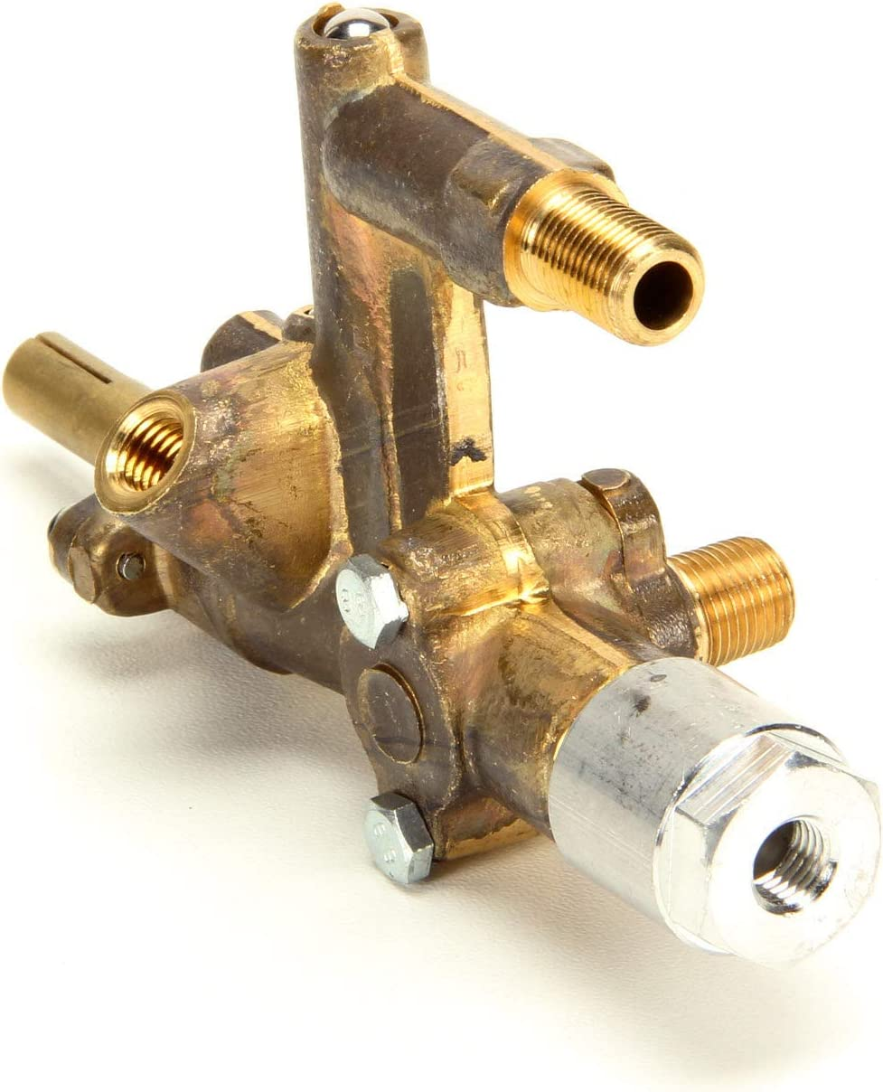 Bakers Pride R3128X Multicock Gas Valve