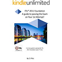ITIL @011 Foundation - Pass your exam 1st time! (English Edition)