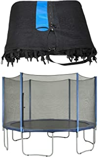 """Net Only Height 71/"""" Trampoline Net Fits For Jumpking 10ft 4 Pole Premium"""