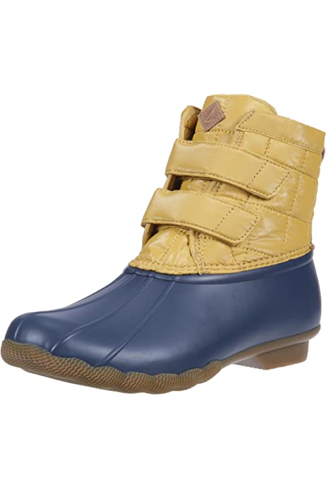Saltwater Rubber Flooded Rain Boot