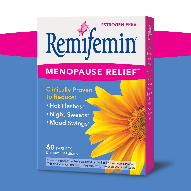 Amazon.com: Suplemento Terapia de enzimas Remifemin, 07500 ...