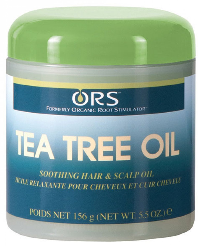 ORGANIC ROOT Stimulator Tea Tree Hair and Scalp Oil, 5.5 Ounce 120116