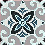 Adesivi per piastrelle confezioni con 32 piastrelle 10 x 10 cm adesivi per piastrelle - Adesivi decorativi per piastrelle ...