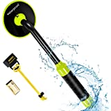 RM RICOMAX Metal Detector Underwater - Waterproof Pinpointer Up to 100 Feet Underwater for Scuba, All-Metal Mode & Pulse Indu