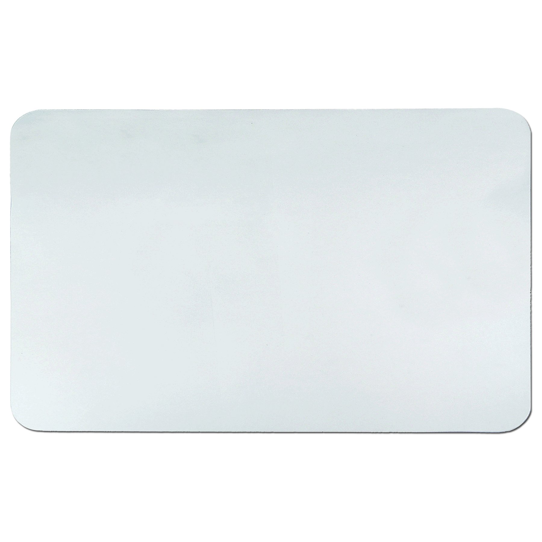 Artistic 24'' x 38'' Krystal View Clear Antimicrobial Desk Pad Organizer with Microban, Clear