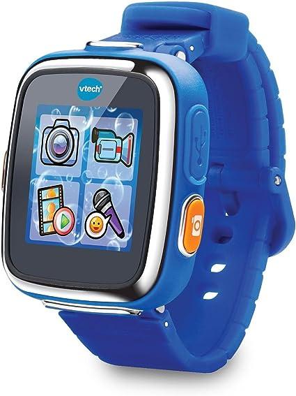 VTech - Kidizoom Reloj Interactivo Connect DX, Color Azul, versión ...