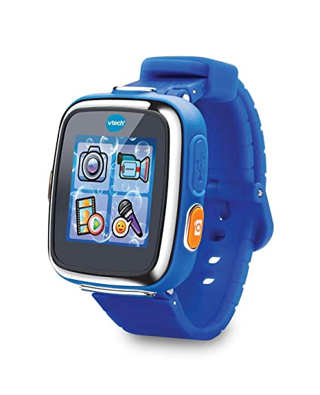 Amazon.com: Vtech Kidizoom Smart Watch DX Blue: Electronics