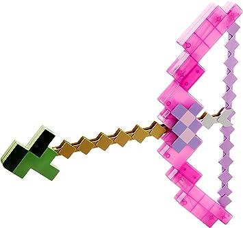 Amazon.com: Arco y flecha encantado de Minecraft: Toys & Games