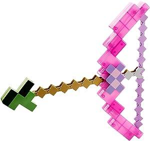 Minecraft Enchanted Bow and Arrow