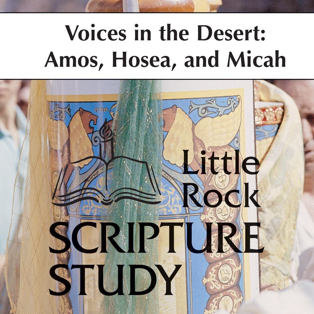 Download Voices in the Desert: Amos, Hosea, Micah: 10 Sessions ebook