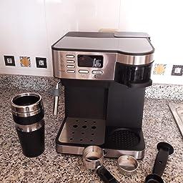 Amazon.es:Opiniones de clientes: Aicook Cafetera Multifuncion 3 en ...