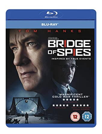 Image result for bridge of spies blu ray