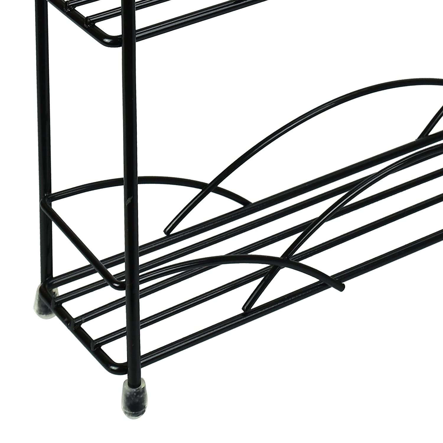 free standing spice rack aniser kitchen cupboard storage shelf Ddj SX2 free standing spice rack aniser kitchen cupboard storage shelf powder coated metal anizer for herb jars 3 tier stand by asab curve