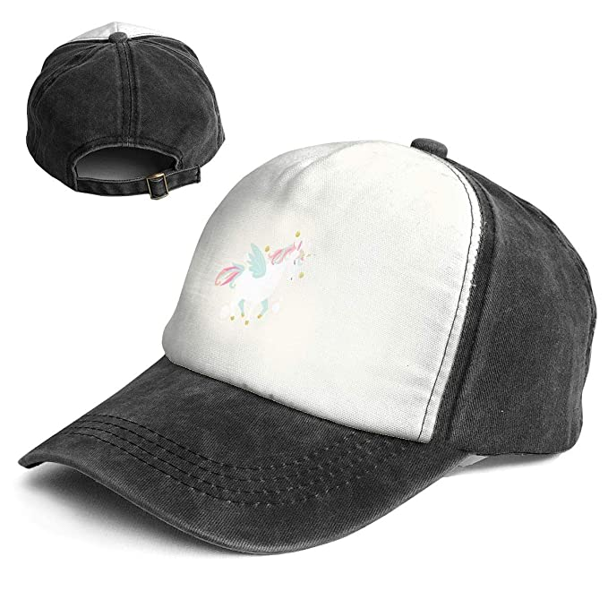 5a3e20493342ed Fashion Vintage Hat A Beautiful Horse Adjustable Dad Hat Baseball Cowboy Cap  Black and White