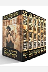 Blaze! Western Series: Six Adult Western Novels Kindle Edition