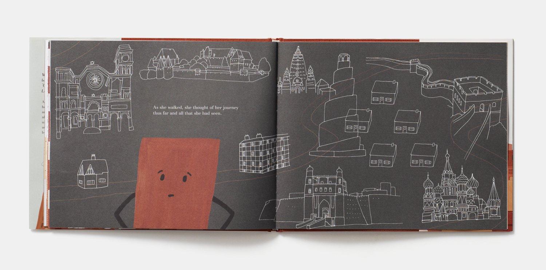 Brick: Who Found Herself in Architecture