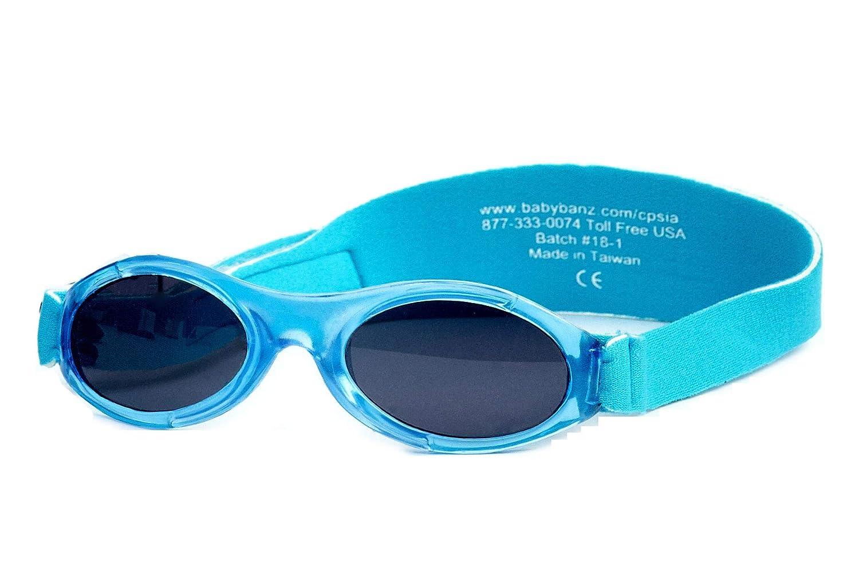 152897caf1 BABY BANZ BUDZEE Gafas de sol para Bebés de 0 a 2 años. (Onyx).: Amazon.es:  Bebé
