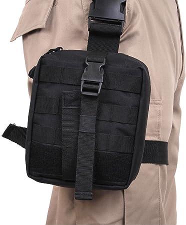 Amazon.com: Pierna EMT Medical Supply bolsa, negro, talla ...