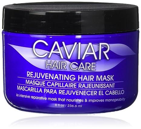 Pelo farmacia Caviar rejuvenecedor Mascarilla de pelo con 235 ml