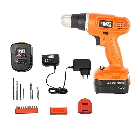 Buy blackdecker epc12k2 12 volts cordless drill orange online at blackdecker epc12k2 12 volts cordless drill orange fandeluxe Gallery