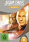 Star Trek - The Next Generation: Season 5 [7 DVDs]