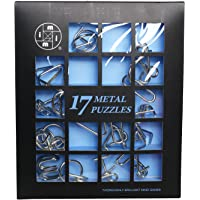 Comdaq 17 in 1 Metal Puzzle