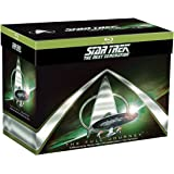 Star Trek: The Next Generation - Stagioni 1-7 (41 Blu-Ray)