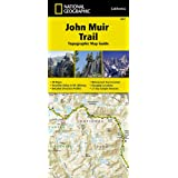 John Muir Trail Topographic Map Guide (National Geographic Topographic Map Guide) (National Geographic Topographic Map Guide
