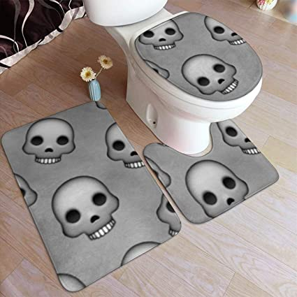 acheter tapis de bain tete de mort online 30