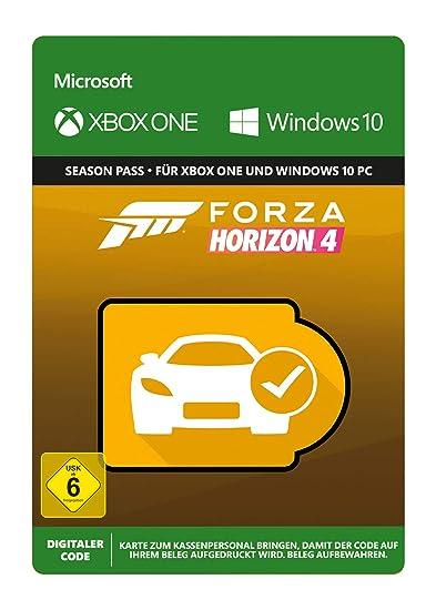 Forza Horizon 4: Car Pass DLC | Xbox One - Download Code