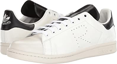 535c271eb3 Amazon.com | adidas by RAF Simons Unisex RAF Simons Stan Smith Optic ...