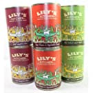 Scrumptious, Wholesome, Artisan Naturally hearty Lily's Kitchen Homecomfort wet dog food selection. 6 x 400g tins
