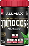 ALLMAX Nutrition Aminocore BCAAs, 100% Pure 45:30:25 Ratio, Green Apple Candy, 1166g