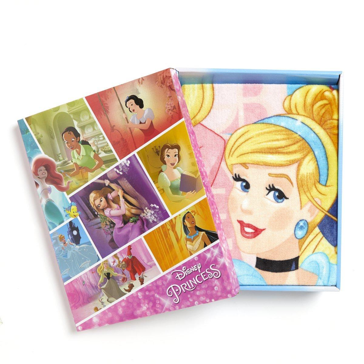 Princess Disney Plaid Polar Misure 100x150