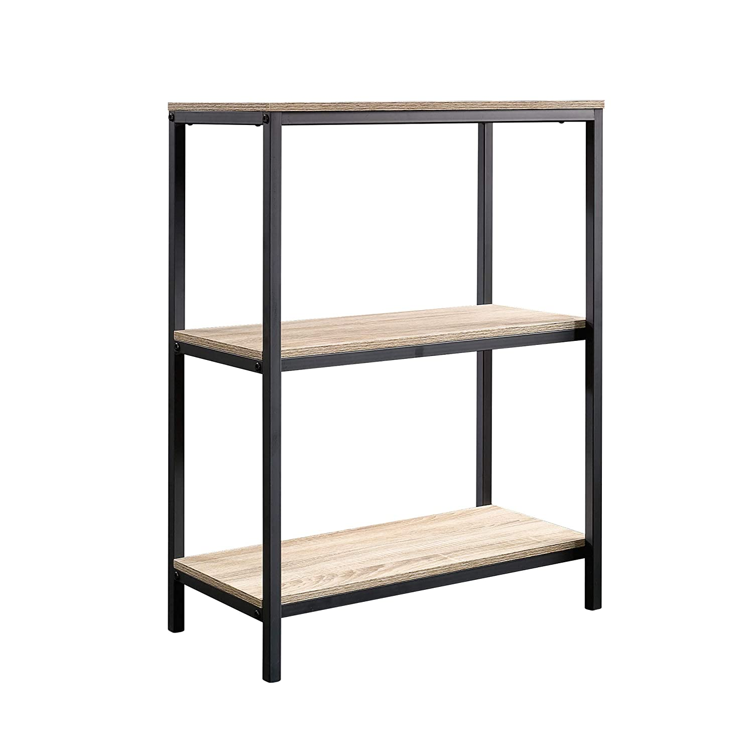 Sauder 420276 Bookcases, Furniture North Avenue, Characters Oak Sauder Woodworking