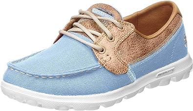 Go-Breezy Moc Toe Boat Shoe