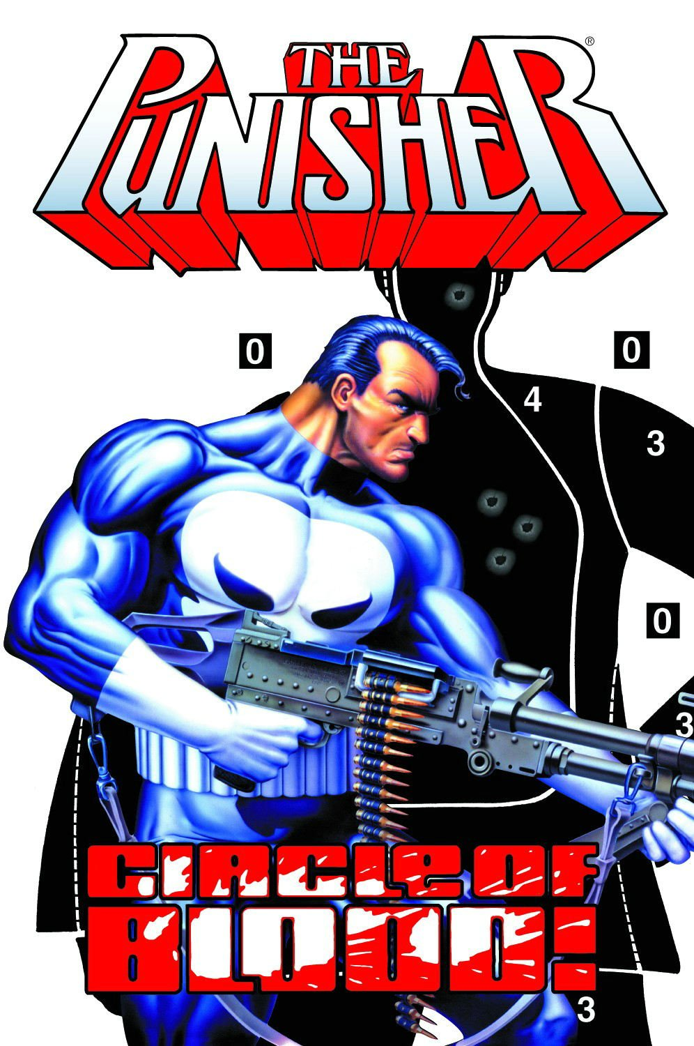 Read Online Punisher: Circle of Blood (Marvel Premiere Classic) pdf