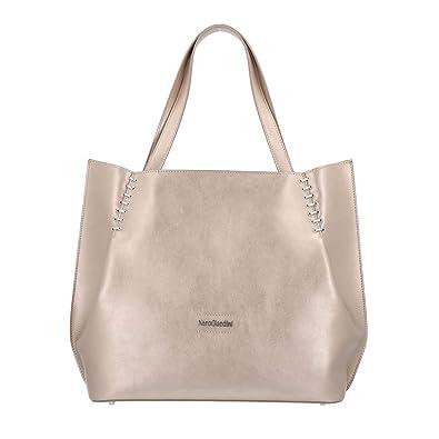 Nero Giardini donna Borsa shopping bag nut P945039D: Amazon