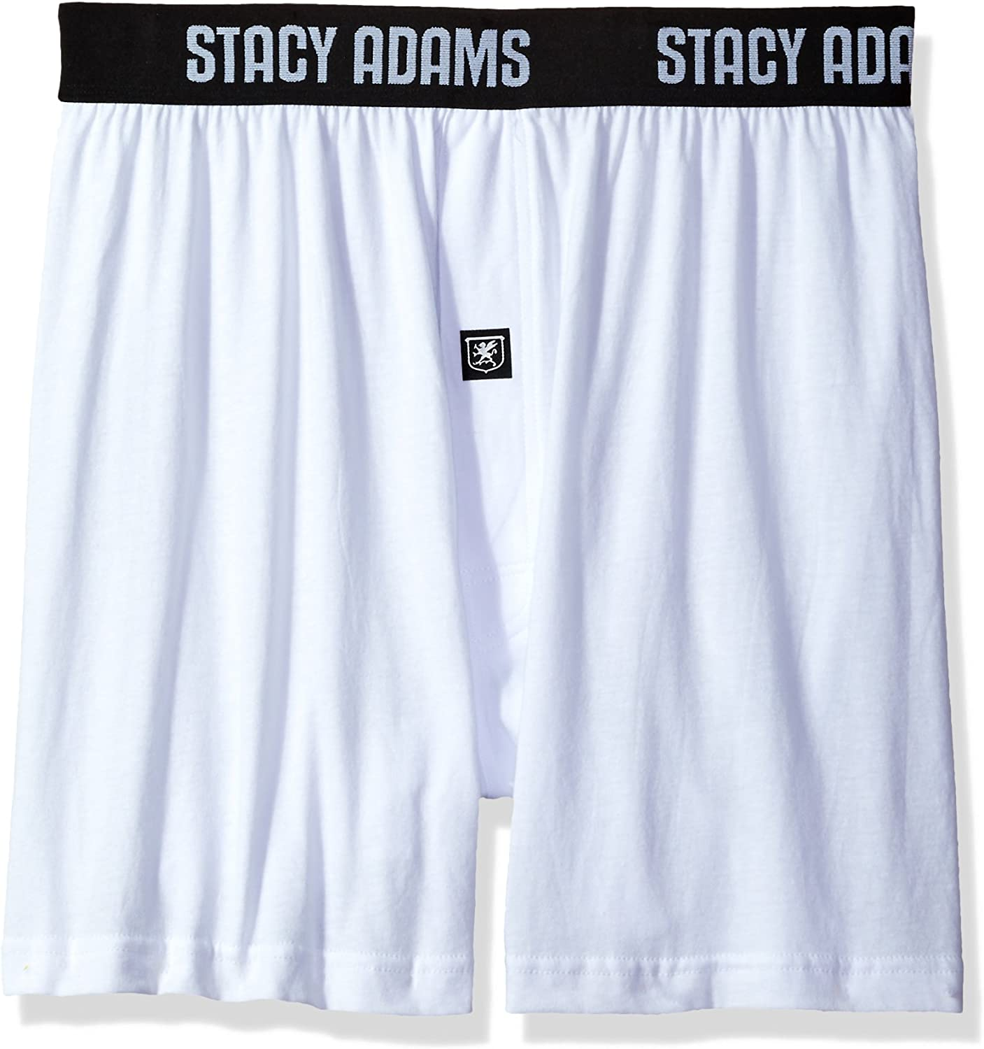 STACY ADAMS Men's 4pack Cotton Loose Boxer