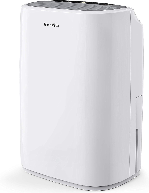 2.Inofia 30 Pints Dehumidifier