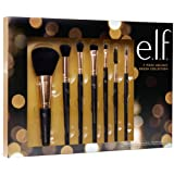 E.l.f. 7 piece holiday make-up brush collection gift set