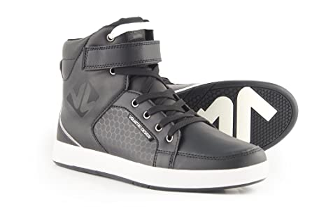 V Quattro Design Milano 2 V4S-MIL2-BK37 Zapatillas para Moto