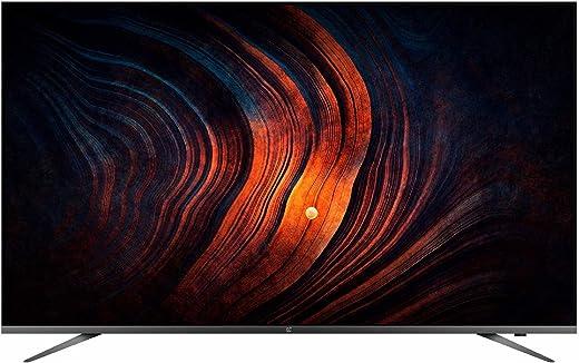 OnePlus 138.8 cm (55 inches) U Series 55U1 Series 4K Ultra HD LED Smart Android TV 55UA0A01 (Black) (2020 Model)