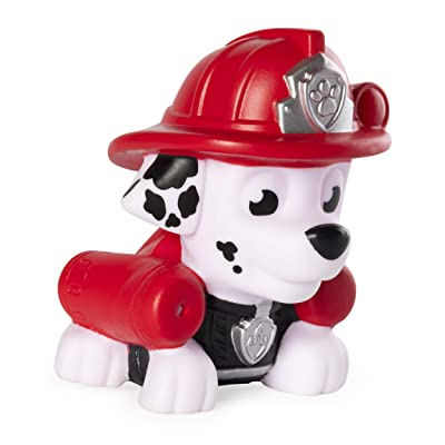 Paw Patrol - Ultimate Rescue Marshall Bath Squirter Ultimate Rescue Marshall Bath Squirter: Toys & Games