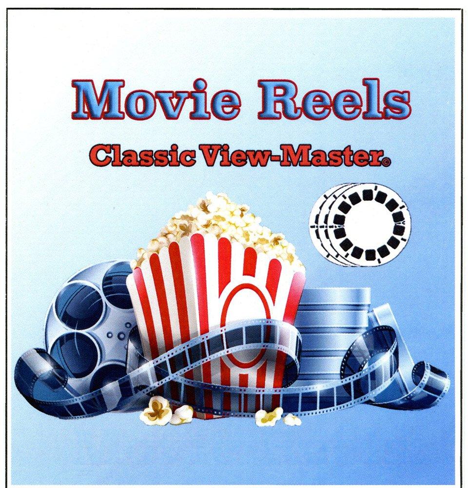 Teenage Mutant Ninja Turtles III - Classic ViewMaster - 3 Reel Set - 1993 Movie