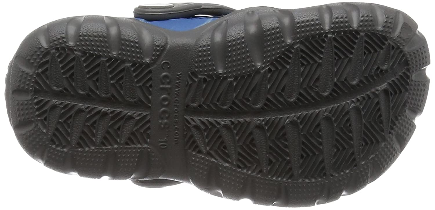 Crocs Swiftwater Graphic Clog Ankle-High Clogs
