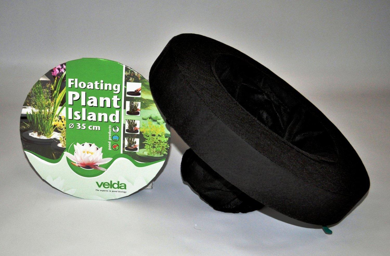 Velda, panier flottant rond, Floating Plant Island, diamètre 35 cm, 127573