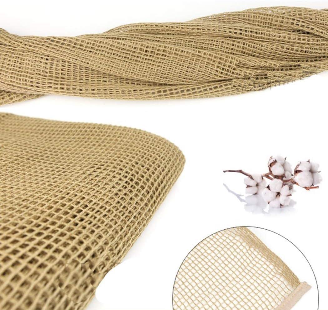 Sciarpa a rete Sciarpa a collo alto in cotone traforato Sciarpa allaperto Sciarpa a rete